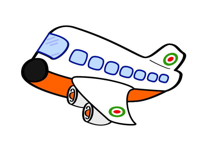 Animated Airplane Images