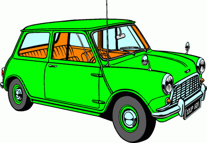 Animated Car Pictures