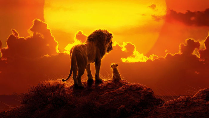 Animated Lion King Pictures