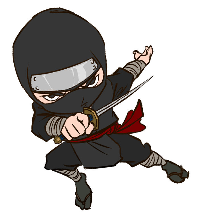Animated Pictures Of Ninja