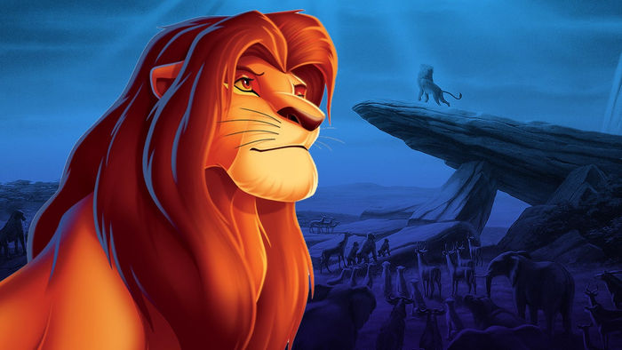 Animated Pictures Of The Lion King