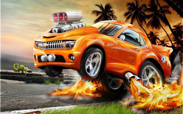 Car Animated Images Free Download