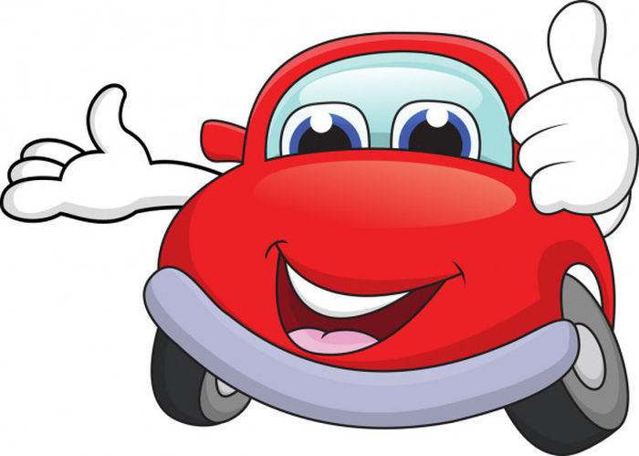 Funny Animated Car Pictures