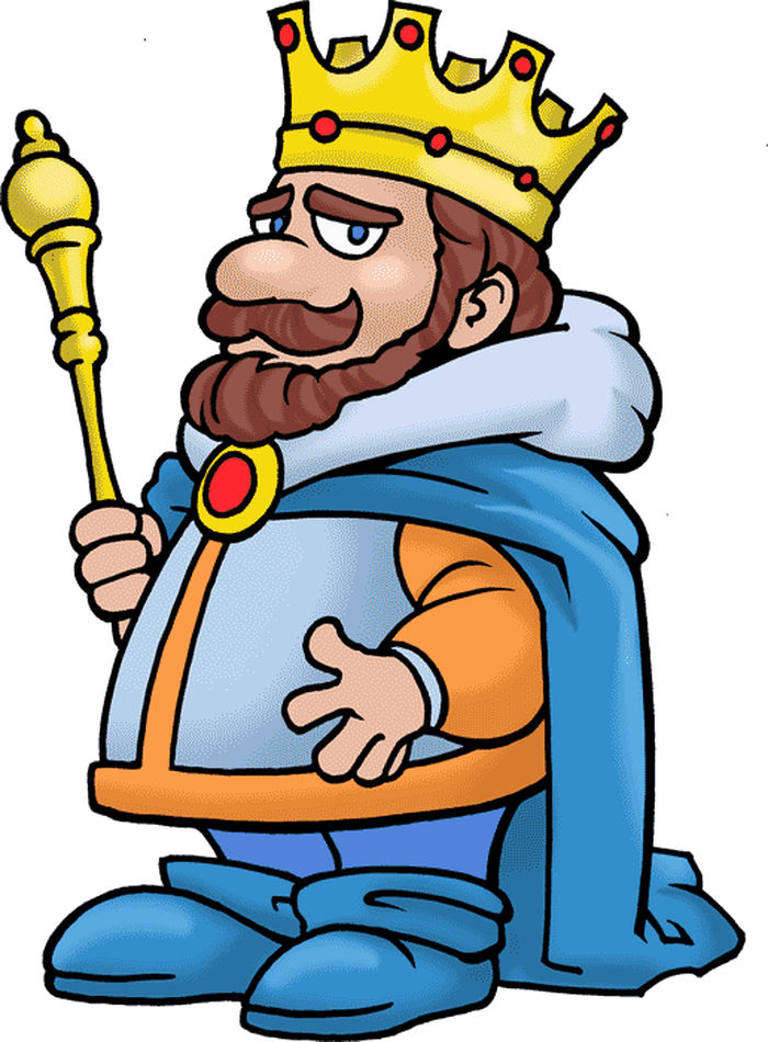Pictures Of Animated King