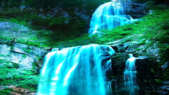 waterfall animated images