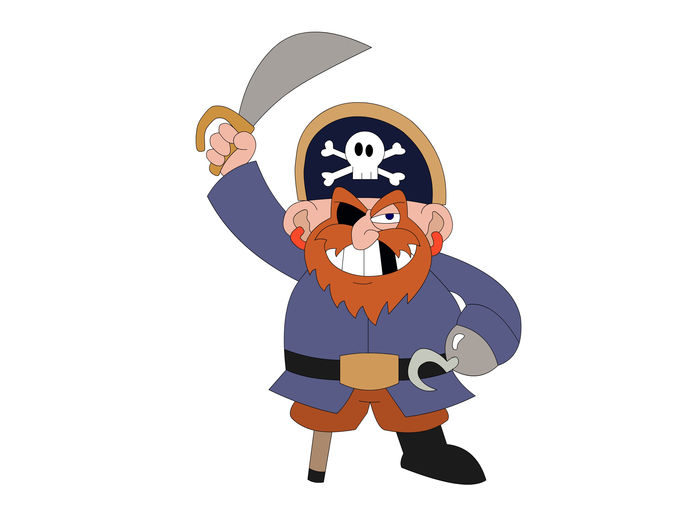 Animated Pirate Images