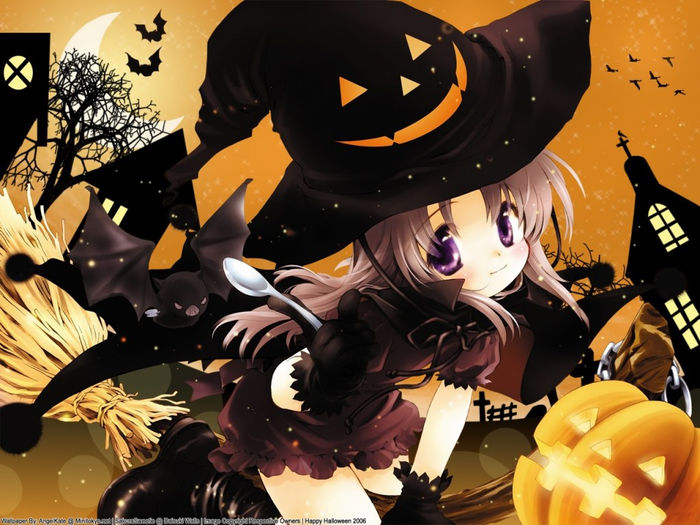 Images Anime Evil Witch