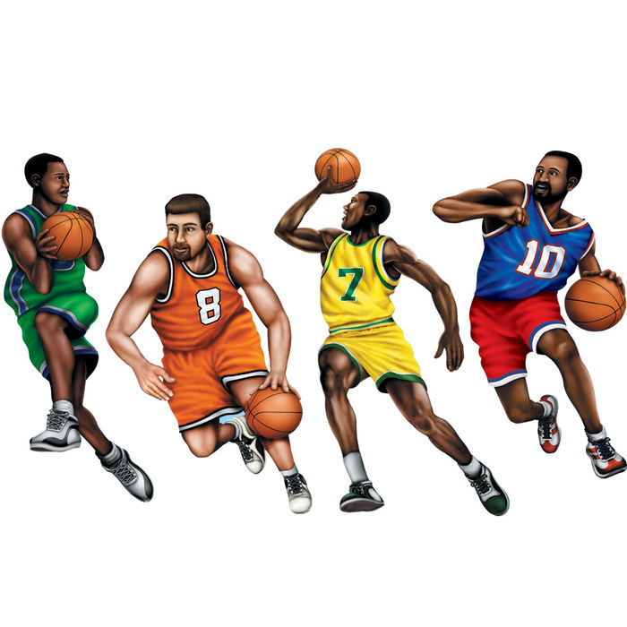 Animated Basketball Pictures