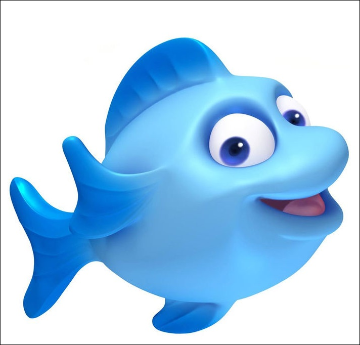 Animated Fish Hd Images