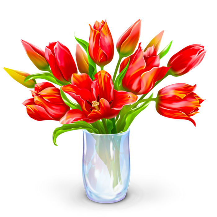 Animated Tulips Pictures
