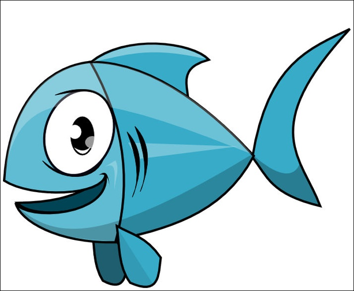 Cute Animated Fish Pictures