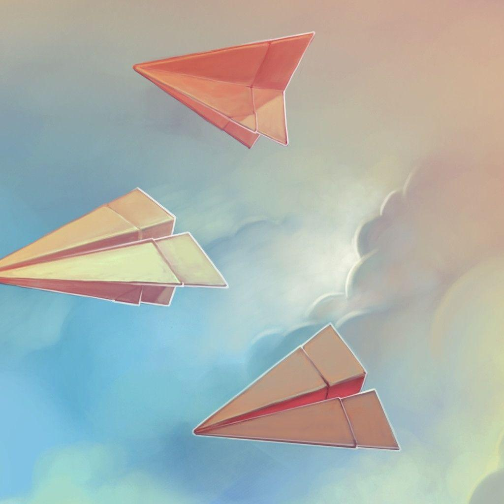 Paper Airplane Images