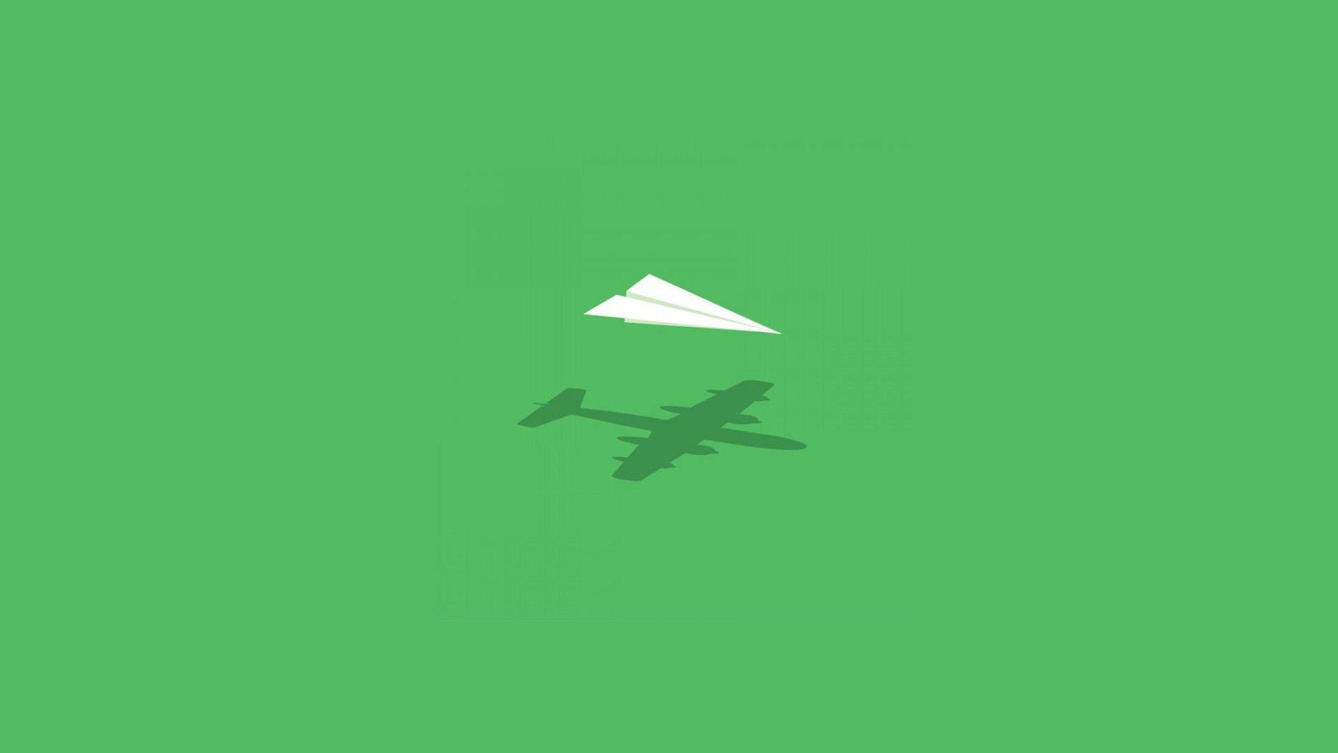 Paper Airplane Wallpapers