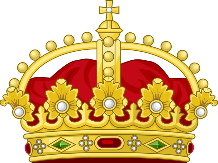 king crown animated picture