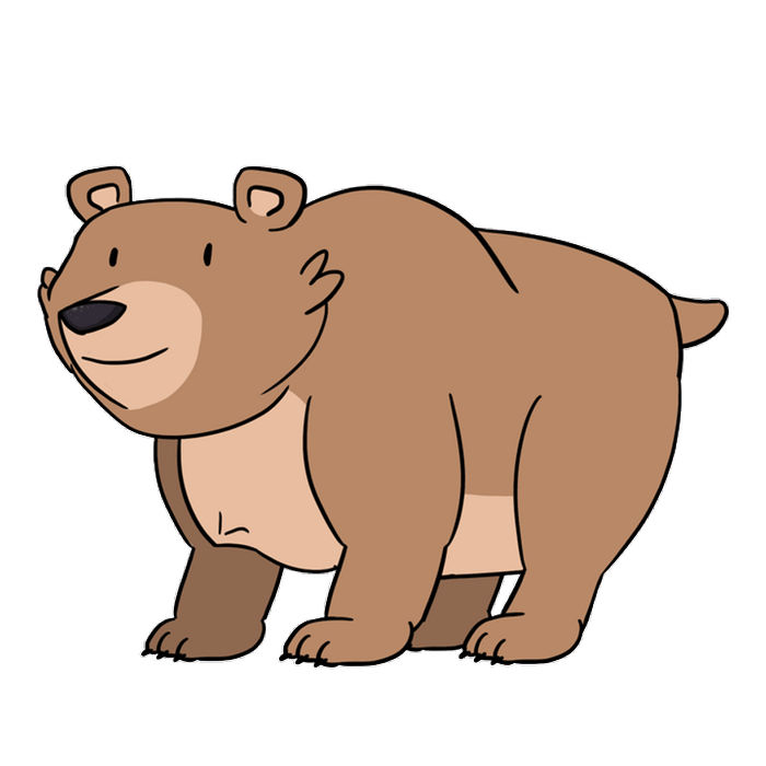 Animated Bear Pictures
