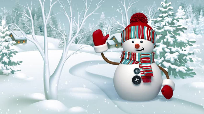 Animated Winter Season Pictures