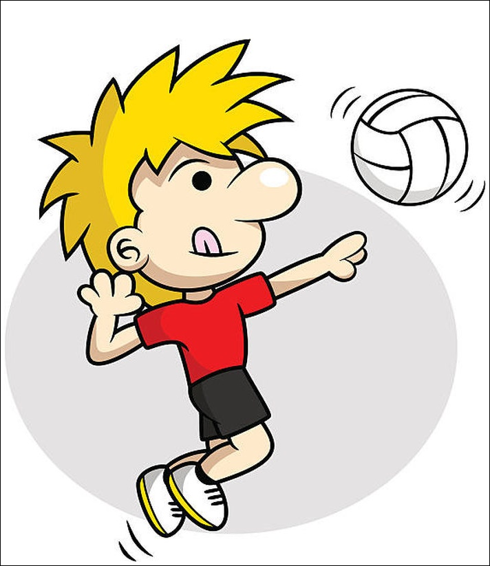 Volleyball Animated Pictures