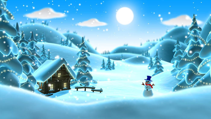 Winter Animated Images