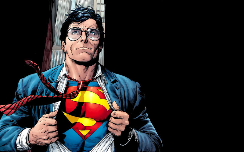Animated Images Of Superman
