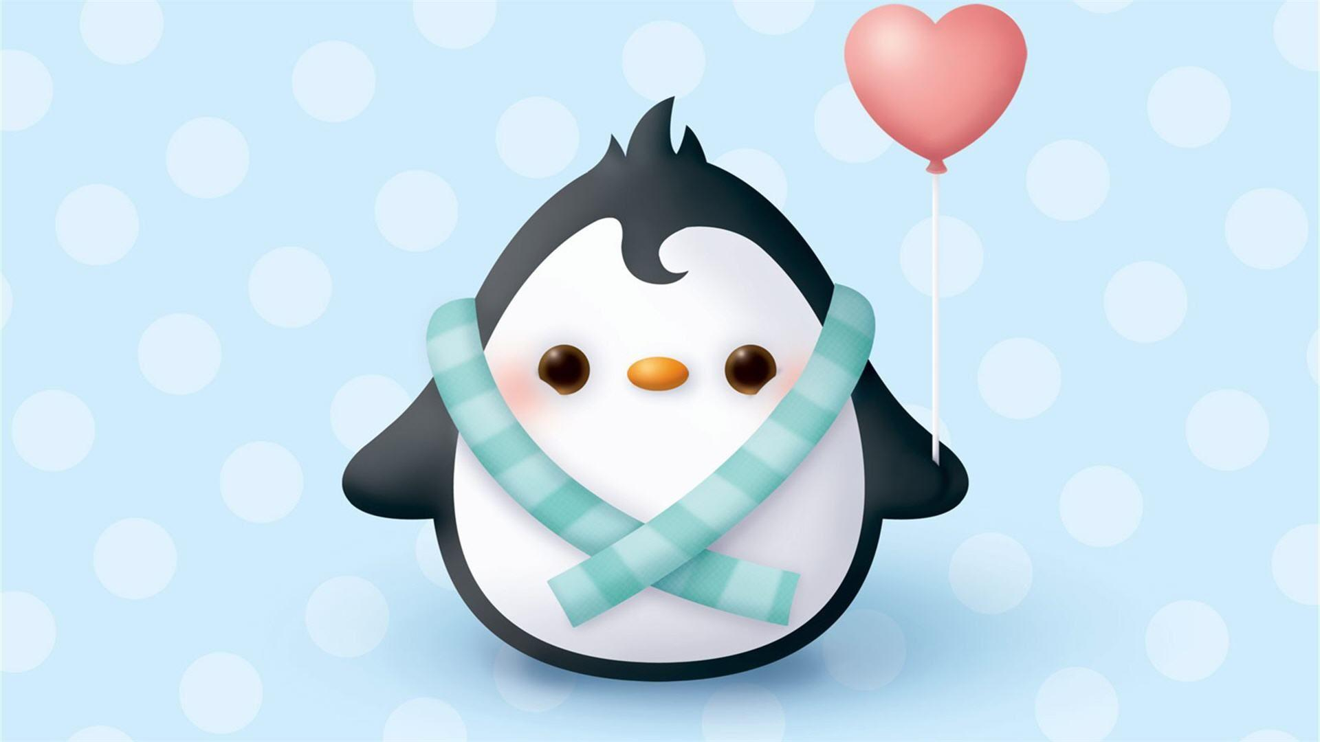 Animated Penguin Wallpapers