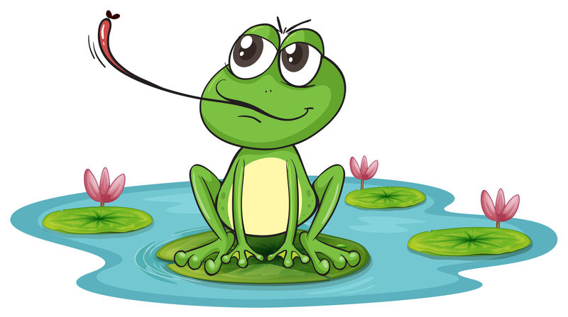 Animated Pictures Of A Frog