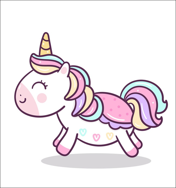 Animated Pictures Of A Unicorn