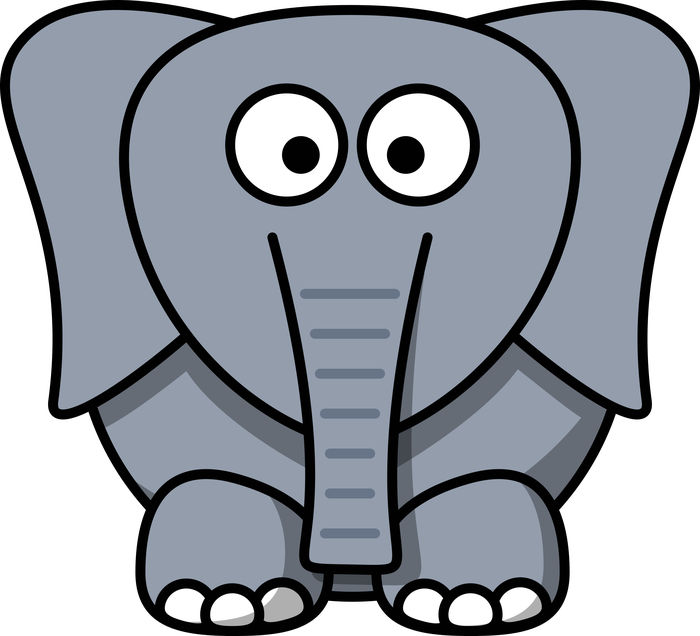 Animated Pictures Of An Elephant
