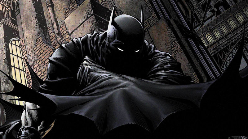 Animated Pictures Of Batman