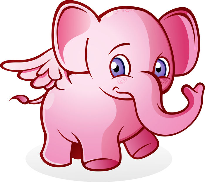 Animated Pictures Of Elephant