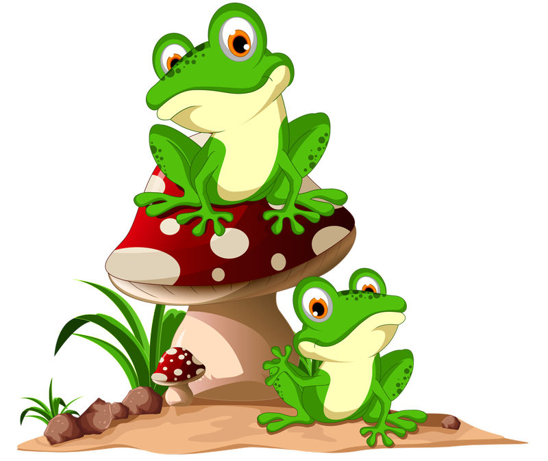 Animated Pictures Of Frog
