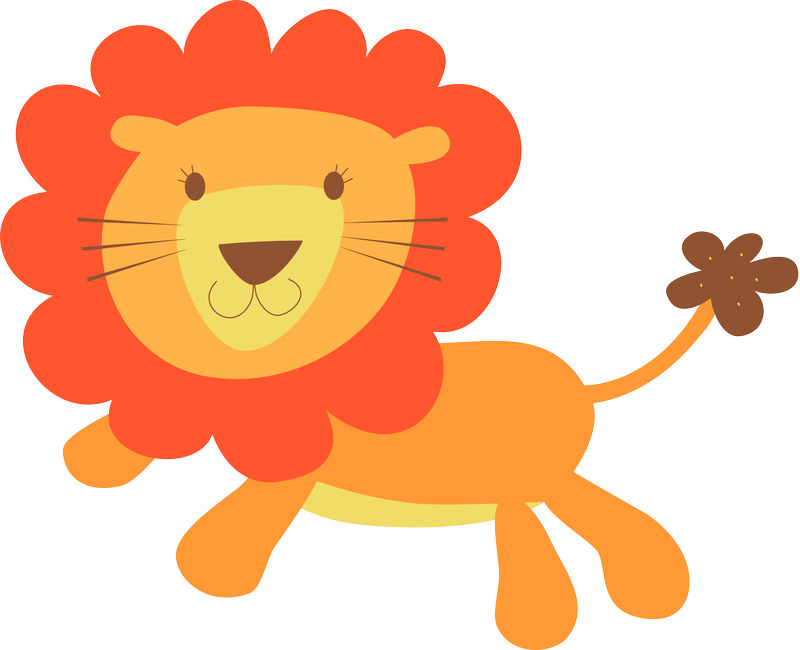 Animated Pictures Of Lion