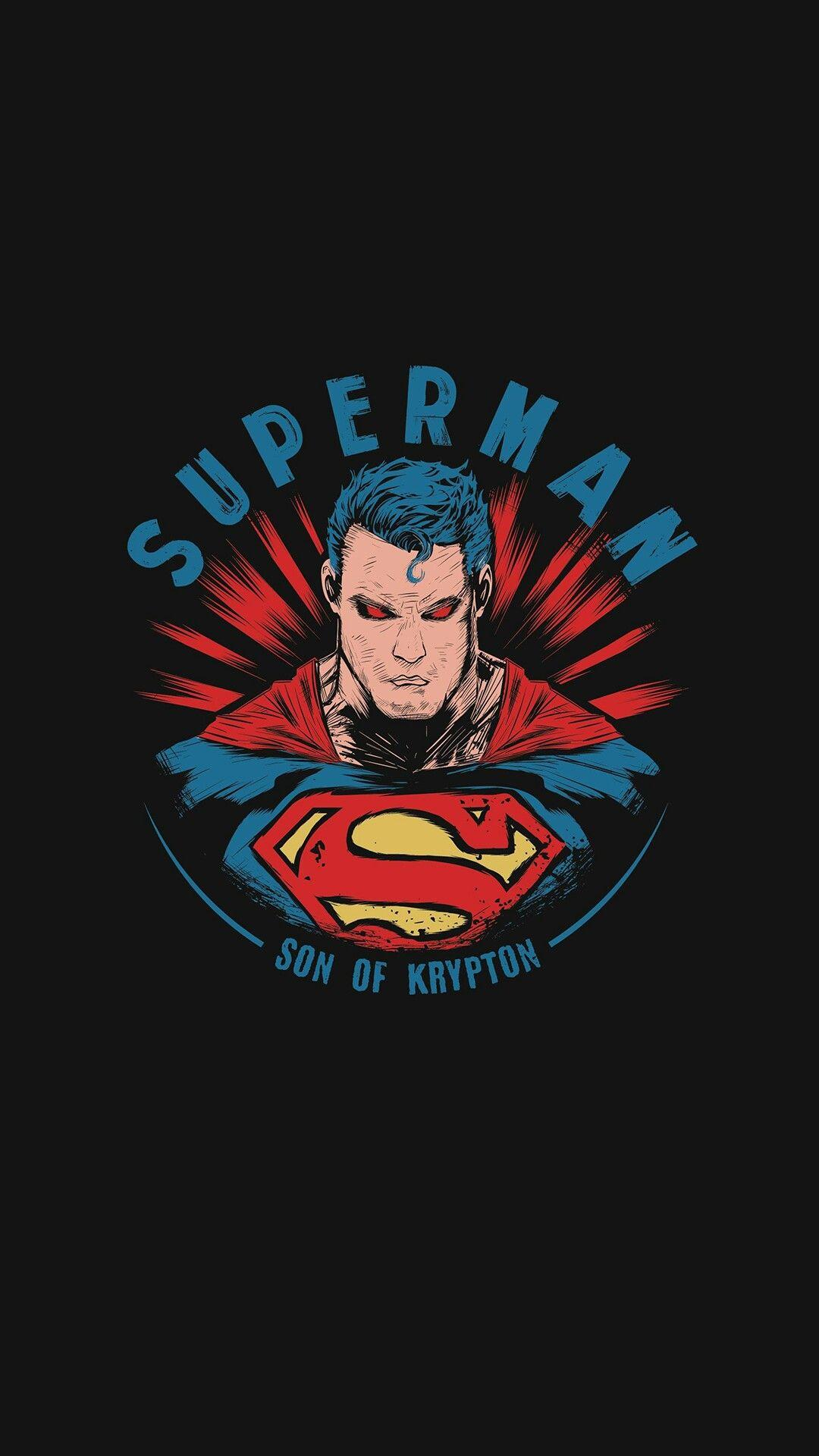 Animated Superman Phone Wallpapers