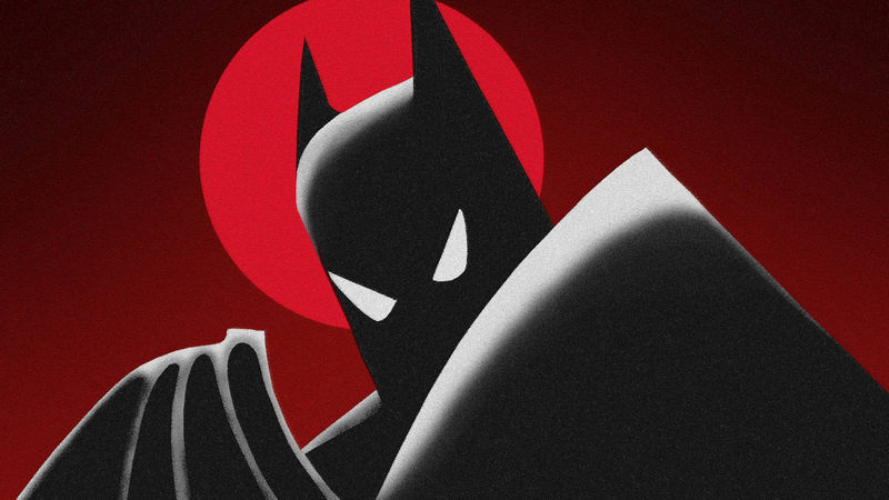 Batman Animated Series Pictures