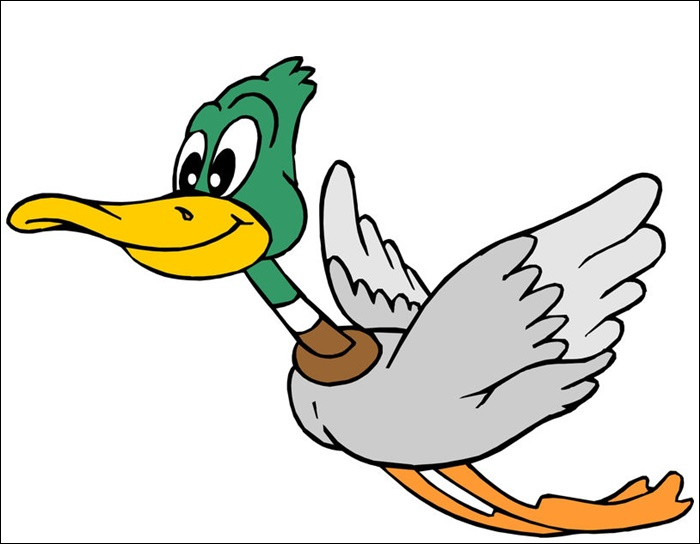 Duck Animated Story Images
