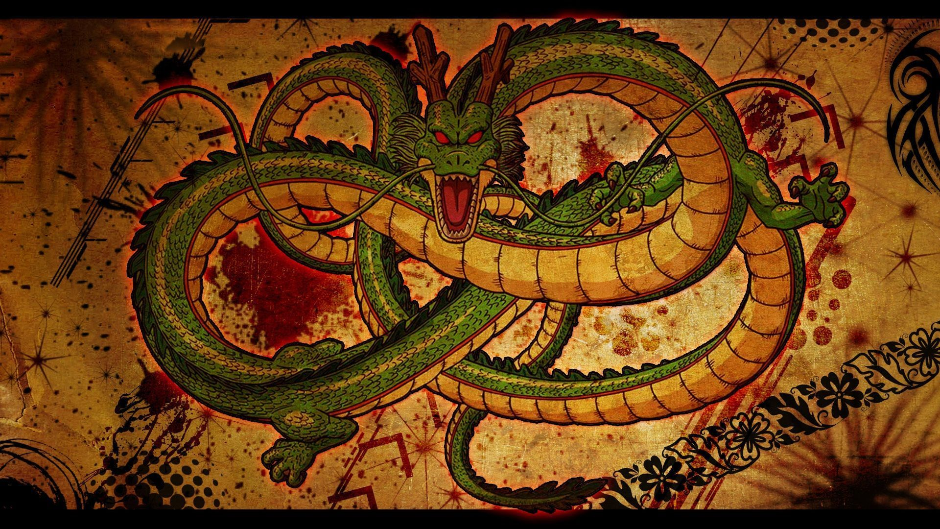 Japanese Dragon HD Aesthetic Wallpapers