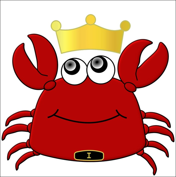 King Crab Animated Images