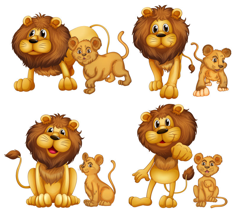 Lion Animated Pictures