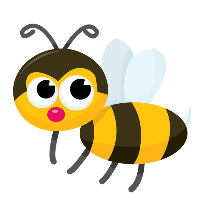 bee animated images
