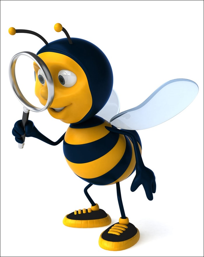 bee cartoons images