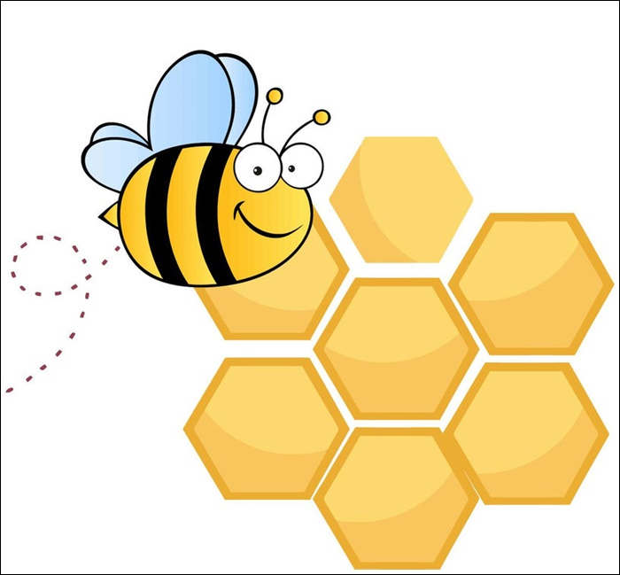 honey bee animated images