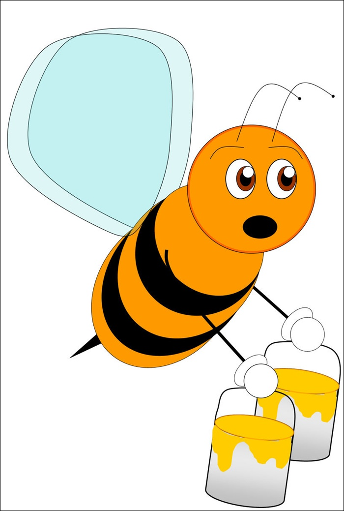 honey bee animated pictures
