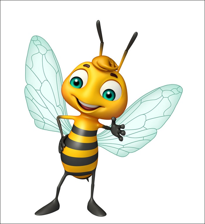 queen bee animated images