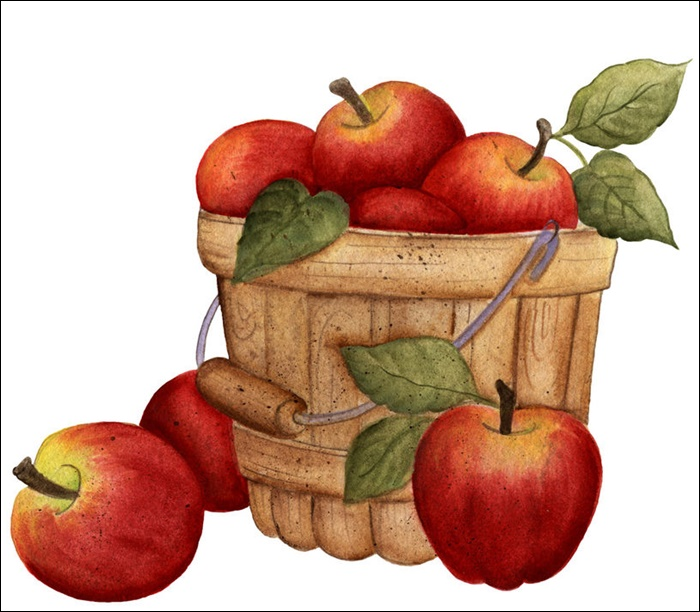 Animated Images Of An Apple