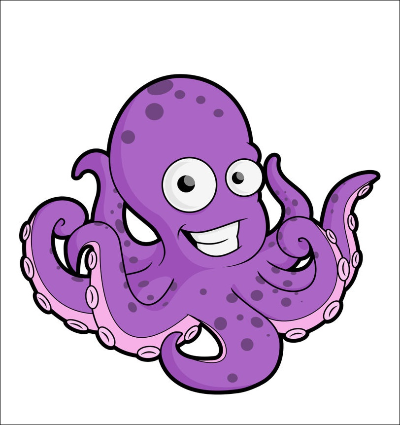 Animated Images Of Octopus