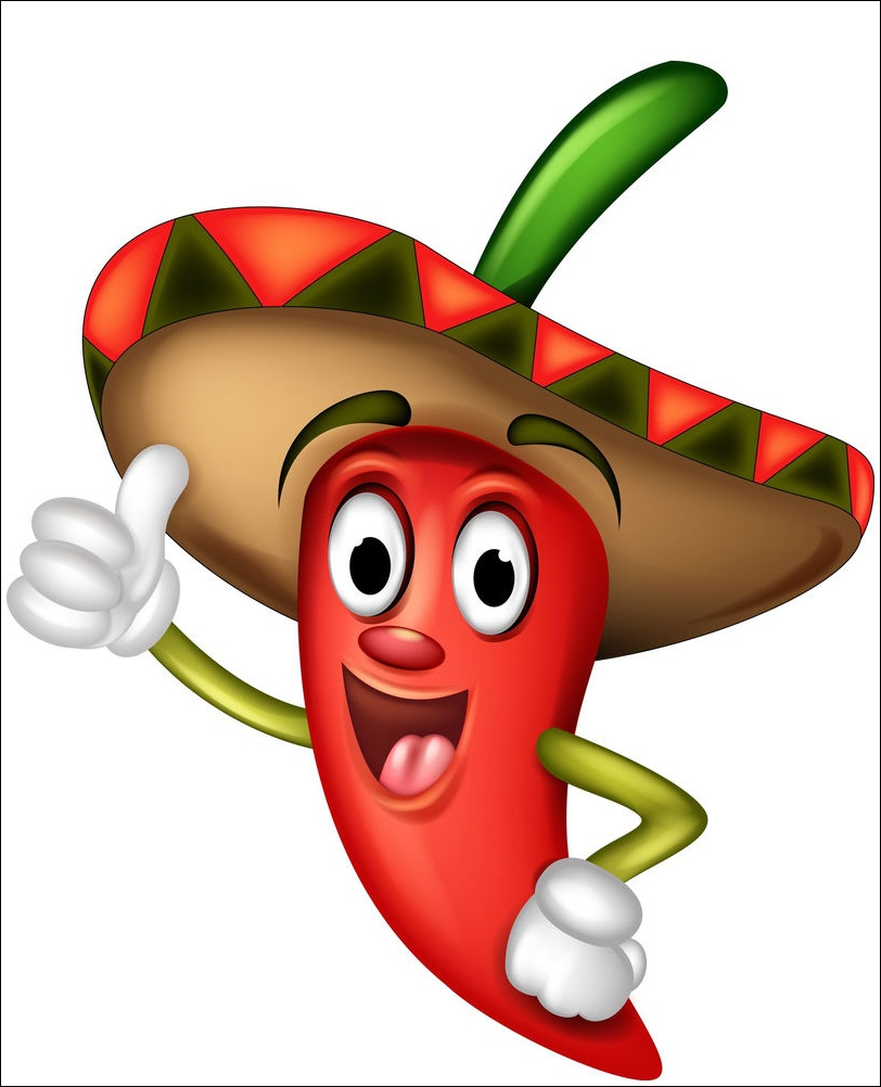Animated Jalapeno Pictures