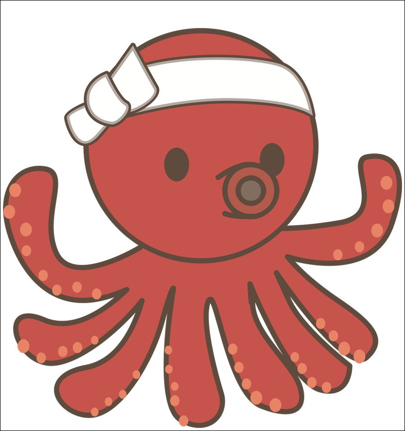 Animated Octopus Pictures