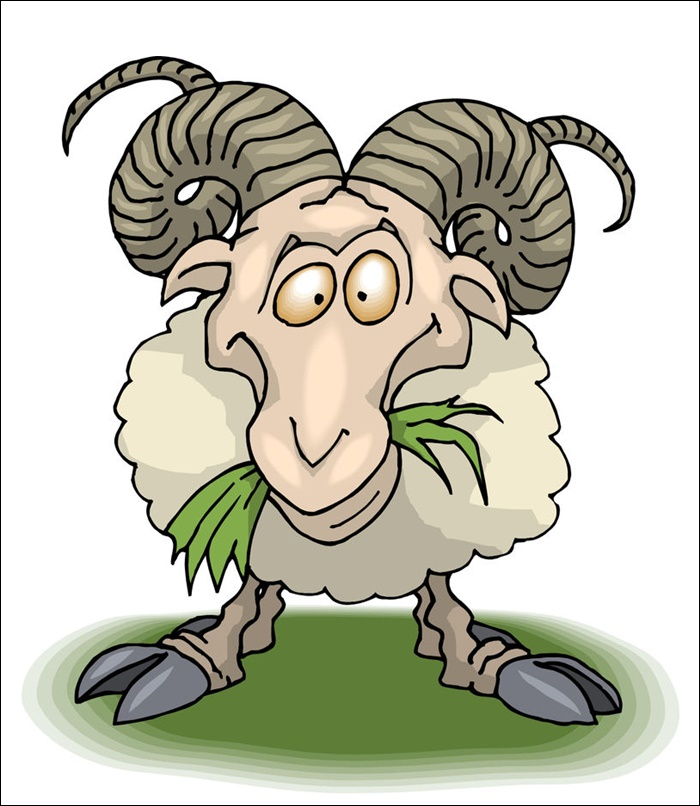 Animated Pictures Of A Sheep