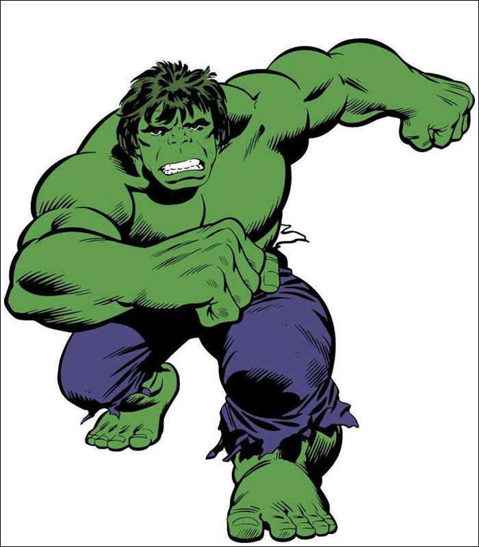Animated Pictures Of Hulk