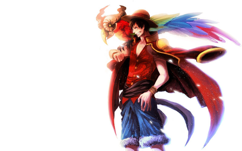 Animated Pictures Of One Piece