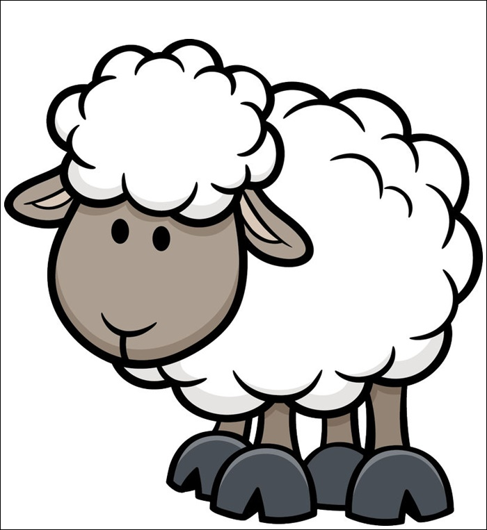 Animated Pictures Of Sheep